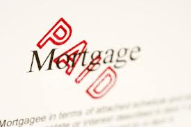 mortgage - paid