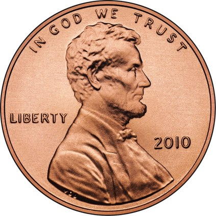 lincoln penny2