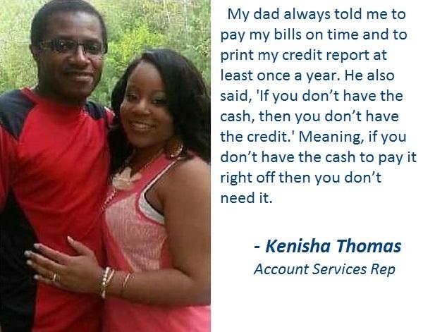 Kenisha Thomas & Dad2