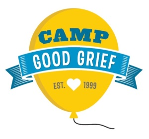 camp good grief logo