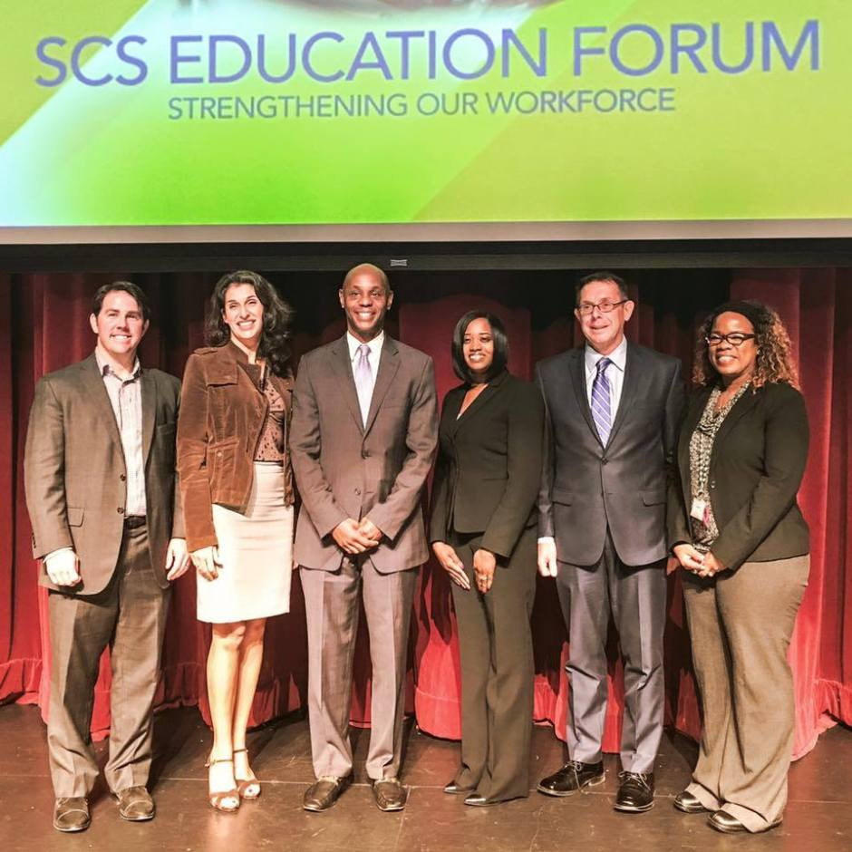 Trevia at SCS Education Forum 3 Nov 2015