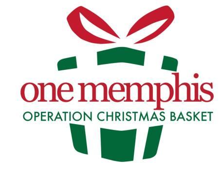 One Memphis Operation Christmas Basket