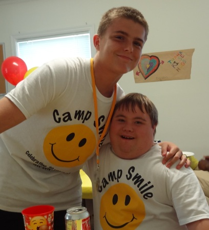 camp smile, dylan anderson, Orion Gives Back