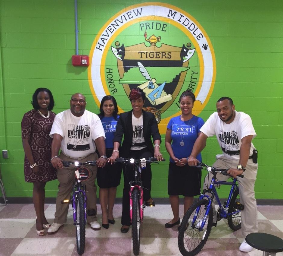 bikes group shot