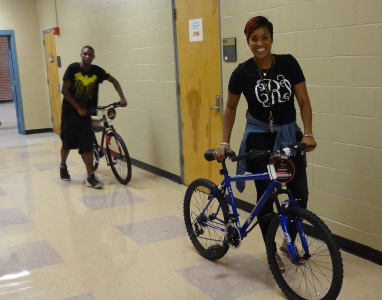 Crystal Roach, SCS Adopt-A-School Coordinator