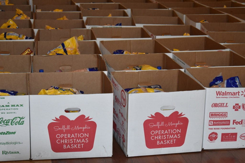 Operation Christmas Basket